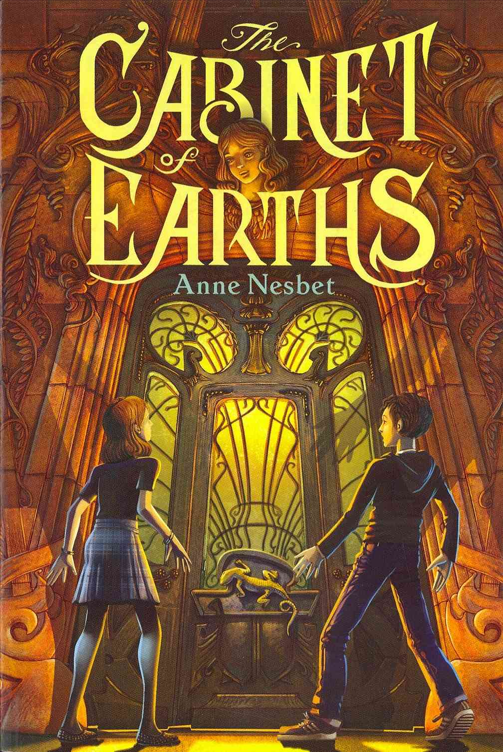The Cabinet of Earths By Nesbet, Anne